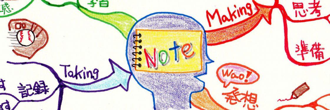 【マインドマップ講座】見える化で思考を加速するノート術